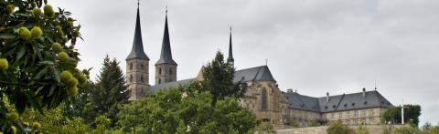 03 Kloster Michaelsberg © Ralf Saalmüller