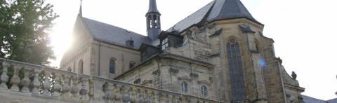 Kloster Michelsberg (auch Michaelsberg) © Ralf Saalmüller